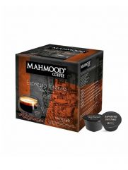 Koffie MAHMOOD Espresso capsule (16x7gr) x 6st