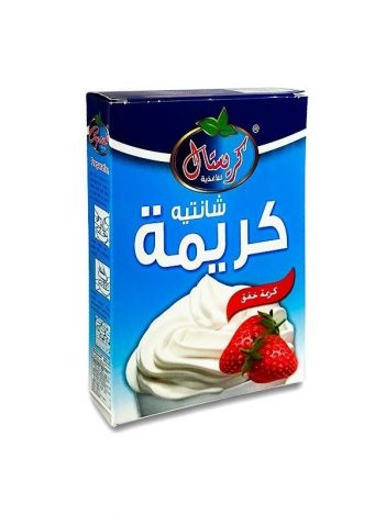 Chantilly Cream CRYSTAL 130g x 12st