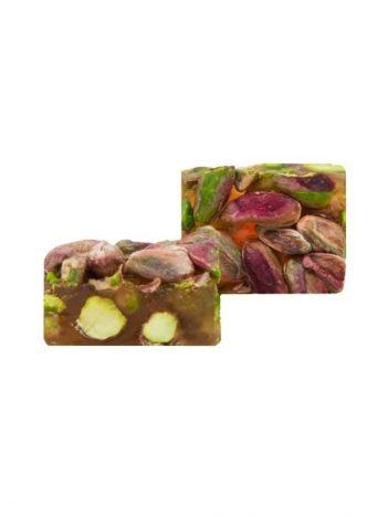 480 Raha vierkant met pistachio 5 kg