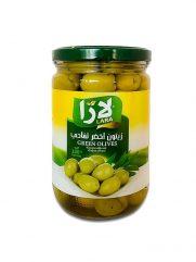 Groene olijven LARA LB Halabi 400gr x 12st