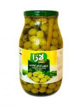 Groene olijven LARA LB Halabi 1800gr x 4st