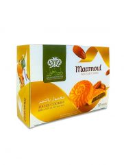 Maamoul DAOUD BROTHERS dadels (per 12 à 50gr) 600gr x 12st