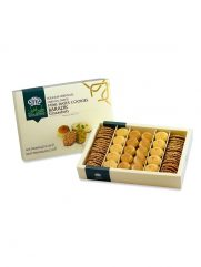 Mixed Barazik ghraybeh & maamoul dadels DAOUD BROTHERS 1kg x12st