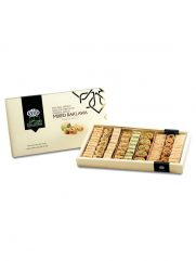 Mixed baklawa DAOUD BROTHERS 750gr x 12st
