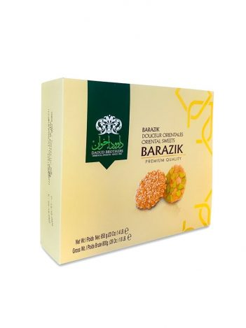 Barazik DAOUD BROTHERS 800gr x 12st