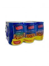 Foul promo CHTOURA GARDEN 5 soorten+ Hummus tahina (6x 400gr) x 4st