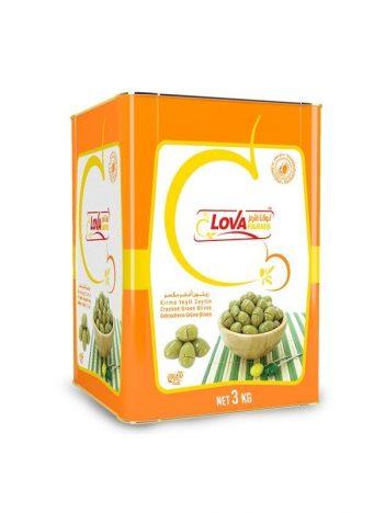 Groene olijven LOVA 3KG
