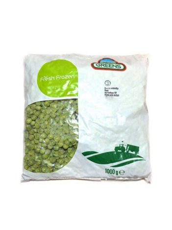 Bazila GREENS Bevroren 1kg x 10 st
