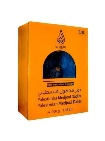 Dadels AL QUDS Medjoul 900gr x 8st