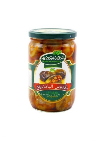 Makdous AL HOKOOL AL KHADRAA 625gr x 12st