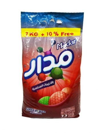 Waspoeder MADAR (7kg+10% gratis) x 2 st