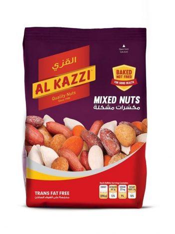 Mixed Nuts AL KAZZI paars 300gr x 12st