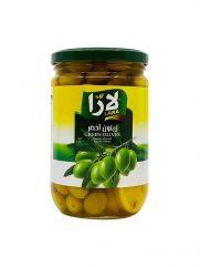 Groene olijven LARA LB klein 400g x 12st