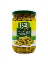 Groene olijven LARA LB gesneden 350g x 12st