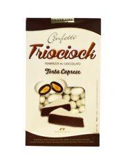 Mulabas TRIOCIOCK Chocolade TORTA CAPRESE 500gr x 6st