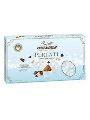 Mulabas CONFETTI Perlati almond blauw 500g x 20 st
