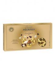 Mulabas CONFETTI luxury almond goud 500g x 20 st