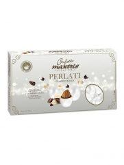Mulabas CONFETTI Perlati almond wit 500g x 20 st