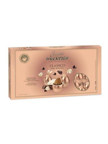 Mulabas CONFETTI luxury almond Roze 500g x 20 st