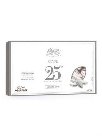 Mulabas MAXTRIS Hazelnoten Zilver LUXURY 500g x 20 st