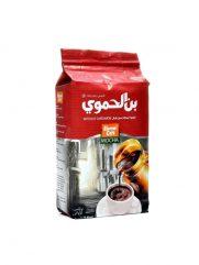 Koffie AL HAMWI Mokka zonder Kardamom Rood Klein 200gr x 12st