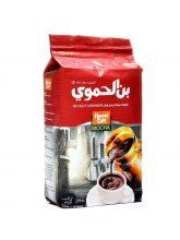 Koffie AL HAMWI Mokka zonder Kardamom Rood Groot 500gr x 6st