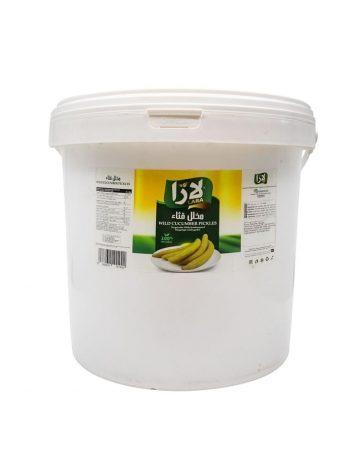 Augurken LARA LB Wilde Komkommer Groot 10 kg Emmer