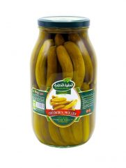 Augurken AL HOKOOL AL KHADRAA Komkommer Groot 2,1kg x 4 st