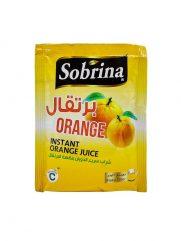 Sap poeder SOBRINA Sinaasappel (12x1L) x 6st