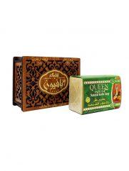 Zeep AL MALIKA kruiden houten doos 150g x 24 st