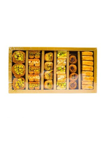 Mixed sweets SET ALKEL 3 in 1 x 12 st