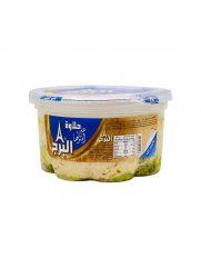 Halawa AL BURJ pistache klein 400 gr x 12 st
