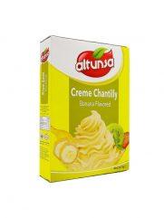 Chantilly Cream ALTUNSA Banaan (2 x 75g) x 12 st