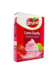Chantilly Cream ALTUNSA Aardbei (2 x 75g) x 12 st