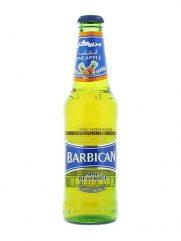 Malt bier BARBICAN Ananas (Alcohol vrij) 24st x 330ml