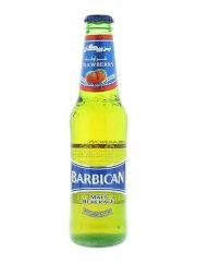 Malt bier BARBICAN Aardbei (Alcohol vrij) 24st x 330ml