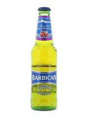 Malt bier BARBICAN Granaatappel (Alcohol vrij) 24st x 330ml