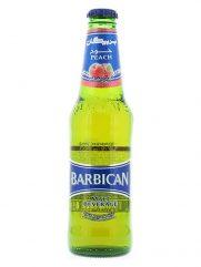Malt bier BARBICAN Perzik (Alcohol vrij) 24st x 330ml
