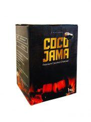 Houtskool COCO JAMA 1KG x 10 st