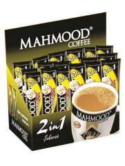 MAHMOOD Coffee 2 in 1 (48x10gr) x 12 st