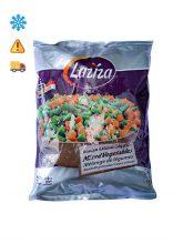 Groenten mix LAZIZA bevroren 400gr x 20 st