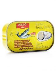 Sardines MELO 125gr x 50st