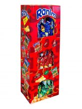 Ranim Chips Kechup , Zaater , Cheese (24st x 3 flavours)