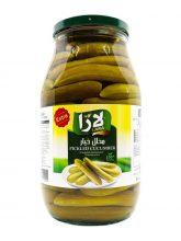 LARA LB Pickled Cucumber Large Extra 1,8kg x 4 st