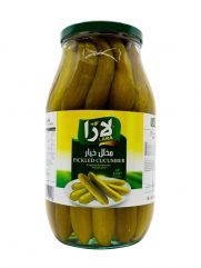 LARA LB Pickled Cucumber Large 1,8kg x 4 st