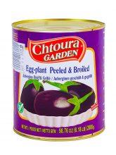 Aubergine CHTOURA GARDEN Grilled Groot 2800gr x 6st